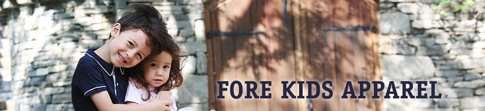Fore Kids Apparel by Kelsey MacLean