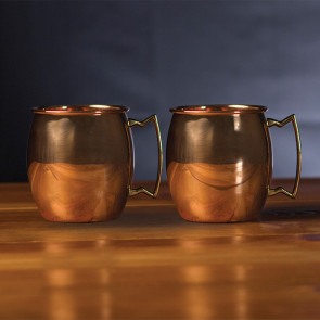 Moscow Mule Set of 2 (76-001-S2)