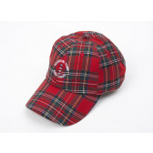 Ahead Plaid Hat