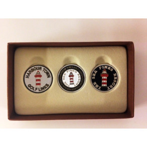Ahead 3 Ball Marker Set