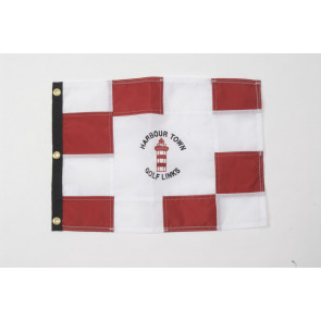 Divots Course Flag