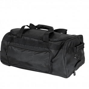 Wheeled Duffel Bag - Black (BU56022)