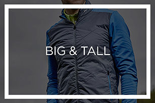 Big & Tall Apparel for Men