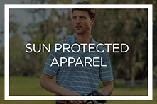 Men's Sun Protected Apparel