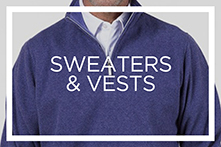 Men's Sweaters & Vests