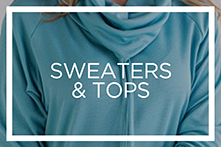 Women's Sweaters & Tops