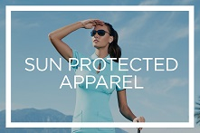 Women's Sun Protected Apparel