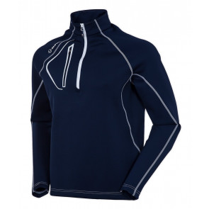 Men's Allendale SuperliteFX Stretch Thermal Half-Zip Pullover (S77000)