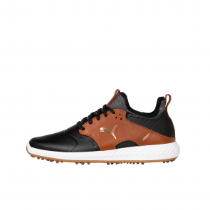 Men's IGNITE PWRADAPT Caged Crafted Golf Shoes (193825)