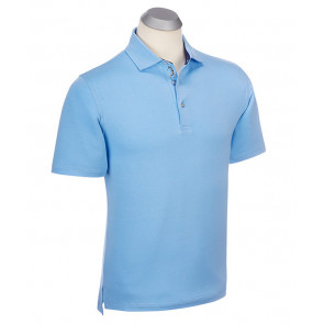 Men's EFX Solid Performance Cotton Polo (BJ232001)