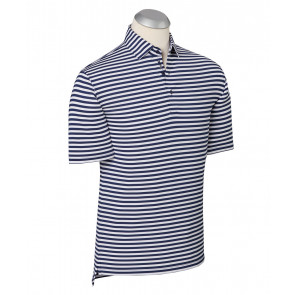 Men's XH2O Feed Stripe Polo Shirt (BJ231901)