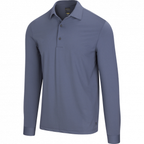 Men's Long Sleeve Field Stretch Polo (G7F20K920)