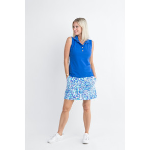Kiawah Skort Floral Fun Royal (KIA)