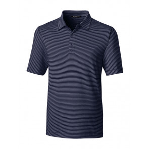 Big & Tall Forge Polo Pencil Stripe (BCK00144)