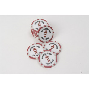 Logo Poker Chips