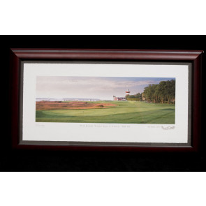 Harbour Town 18th Hole Framed Lithograph by Stonehouse Collection