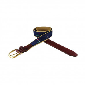 Golf Ribbon Belt (3015)