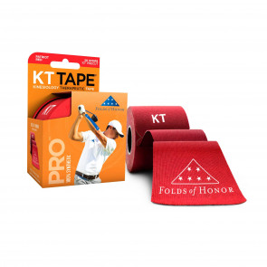 "Pro Synthetic 20 Precut, 10"" Strips, Rage Red Folds Of Honor (10001653)"