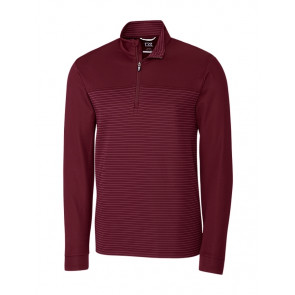 Men's Traverse Stripe Half Zip (MCK00088)
