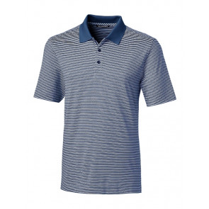 Big & Tall Forge Polo Tonal Stripe (BCK00113)