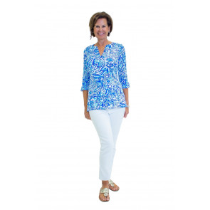 Boca Tunic Floral Fun Royal (BOC)