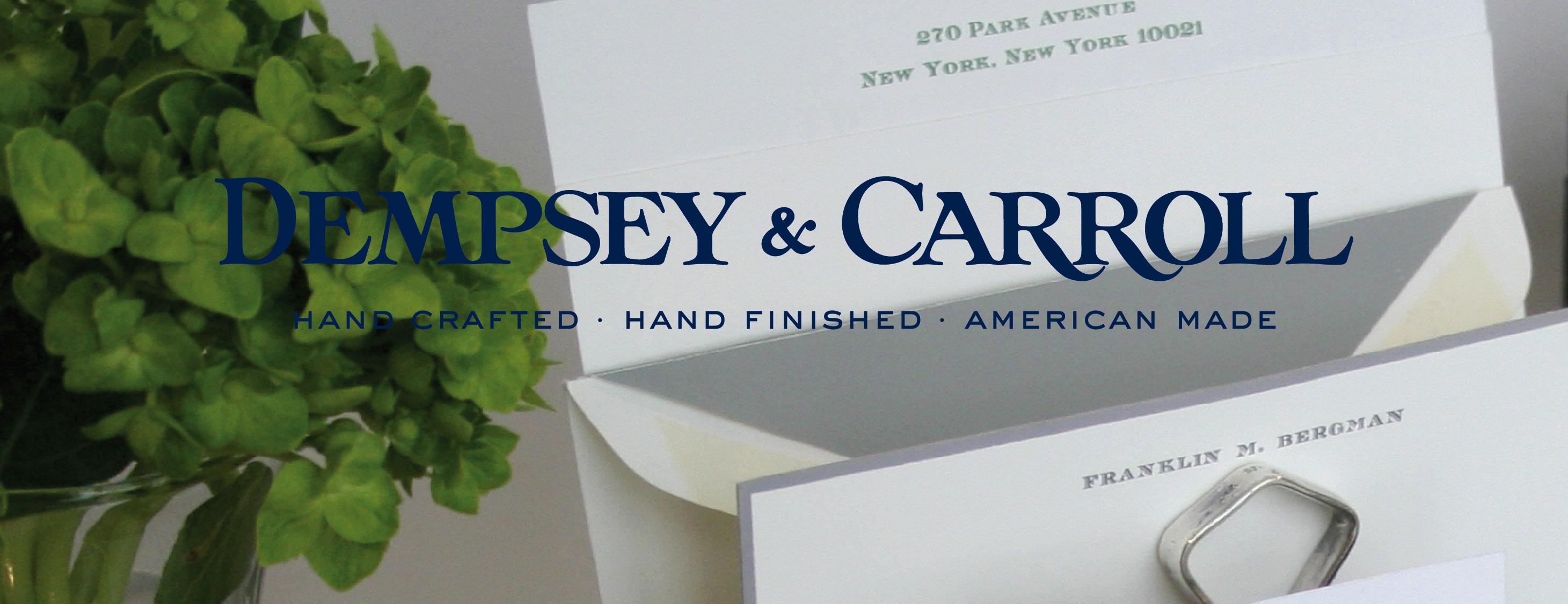 Dempsey & Carroll Slider 1
